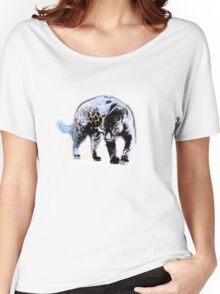 BigCat Women's Relaxed Fit T-Shirt