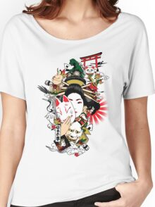I Dream of Japan Women's Relaxed Fit T-Shirt