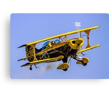 Pitts S-1D Special G-IIIP Canvas Print