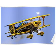 Pitts S-1D Special G-IIIP Poster
