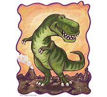 Animal Parade Tyrannosaurus Photographic Print