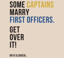 some captains marry first officers by SallySparrowFTW