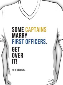 some captains marry first officers T-Shirt