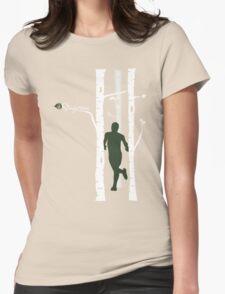 Betula Running (No Zip) Womens Fitted T-Shirt