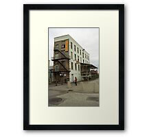 Jimmy Mac's Bar, Rochester, New York Framed Print