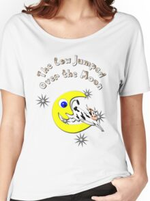 The Cow Jumped Over the Moon Women's Relaxed Fit T-Shirt