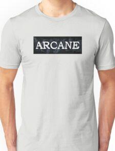 Arcane Smoke Box Logo Unisex T-Shirt