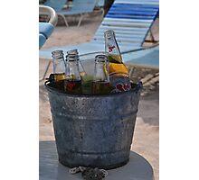 Bucket of Sol Photographic Print