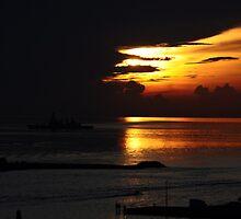 Miami Sunrise by crubino12