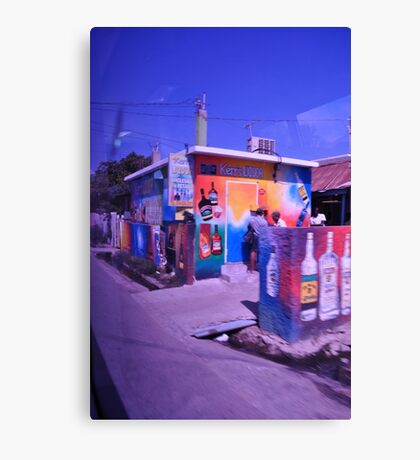 Jamaica Canvas Print
