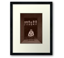 Troll Slayer Framed Print