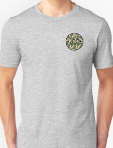 Weed pattern 55 logo T-Shirt