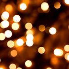 Twinkly Christmas Lights by libbbyr