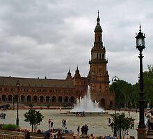 Plaza de España by Janone