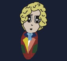 Sixth Doctor Baby Kids Clothes