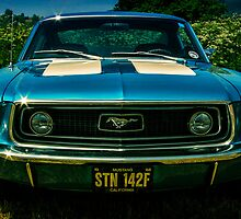 1968 Ford Mustang by BrettNDodds