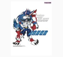 Jaxer- Kid Soldier 2012 T-shirt by TakeshiUSA