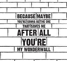 Wonderwall by angeliana