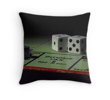 Tax Avoidance Throw Pillow