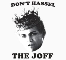 Don't Hassel The Joff by heymichi