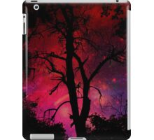 Cosmic tree iPad Case/Skin
