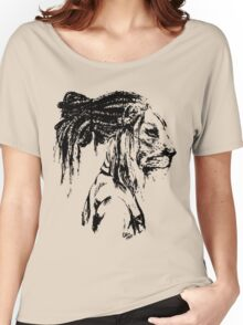 The Lion Man Women's Relaxed Fit T-Shirt