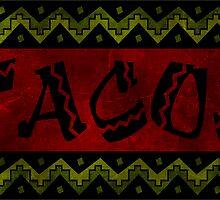 arriba tacos by maydaze