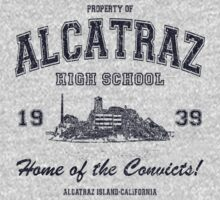 Alcatraz High School by GUS3141592