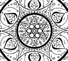 Pattern #3 Sticker