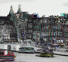 Amsterdam 10 by Igor Shrayer