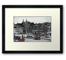 Amsterdam 10 Framed Print