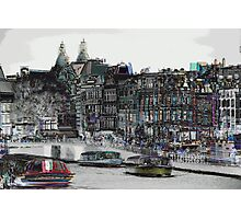 Amsterdam 10 Photographic Print
