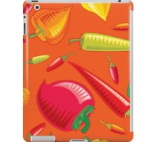 Hot Peppers iPad Case/Skin
