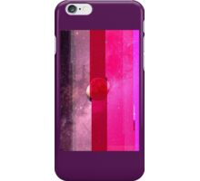 Glitch Three iPhone Case/Skin
