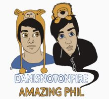 Dan and Phil by Rachael Michelle