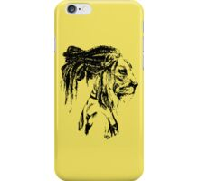 The Lion Man iPhone Case/Skin