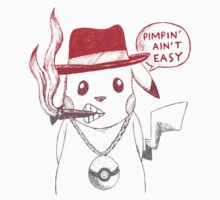 Pimp Pikachu by demoose