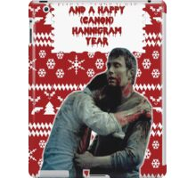 Tasty Christmas [Murder Husbands] iPad Case/Skin