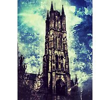 Ghent Church Photographic Print