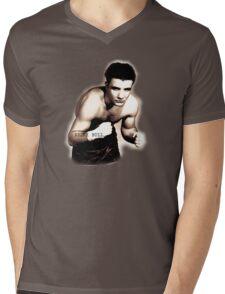Jake The Bull Mens V-Neck T-Shirt