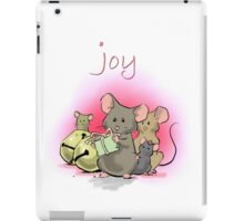 Joy of Giving iPad Case/Skin
