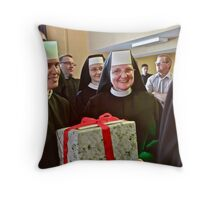 PRIMICIE - Events & Celebrations .2 Throw Pillow