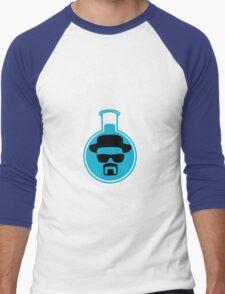 Breaking Bad - In Memoriam (Blue Sky Crystal) Men's Baseball ¾ T-Shirt