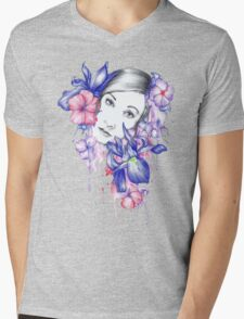 Mandy Mens V-Neck T-Shirt