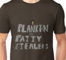 Plankton and the Patty Stealers Unisex T-Shirt