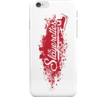 The Slayerettes - WHITE iPhone Case/Skin