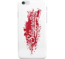 The Slayerettes - WHITE iPhone Case/Skin
