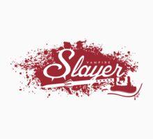 Vampire Slayer - RED T-Shirt