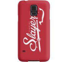 Vampire Slayer - RED Samsung Galaxy Case/Skin