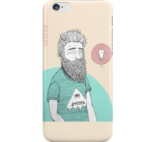 BEARDMAN iPhone Case/Skin